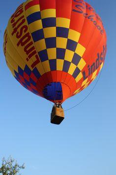Hot Air Balloon - Photo by Annagloria Puccetti Corti