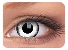 Lentille Fantaisie Crazy Lens Lunatic Correction -1 Lentilles De Contact  Halloween, Lentille De Couleur 99d04b41f7d8