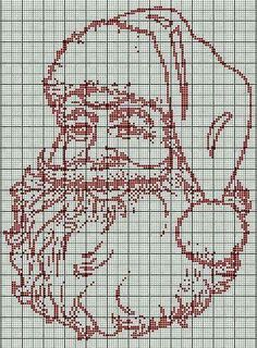 Thrilling Designing Your Own Cross Stitch Embroidery Patterns Ideas. Exhilarating Designing Your Own Cross Stitch Embroidery Patterns Ideas. Santa Cross Stitch, Cross Stitch Charts, Cross Stitch Designs, Cross Stitch Patterns, Cross Stitching, Cross Stitch Embroidery, Embroidery Patterns, Theme Noel, Crochet Cross