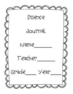 Notebook and Interactive Journal Covers {Math, Science, Grammar & More} Interactive Journals, Science Notebooks, My First Year, Math Class, Journal Covers, Grammar, Teacher Pay Teachers, Store, Magazine Covers