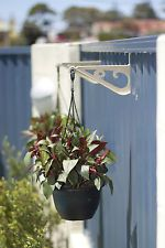 fence hanging basket - Google Search