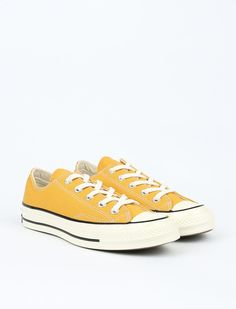 Converse Chuck Taylor All Star '70 Low Ox - Sunflower/Black/Egret