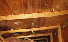 Truss Damage! What do I do? Wenatchee Home Inspector | NCW Home Inspections, LLC