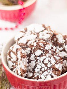 Crinckle Cookies - Megasilvita