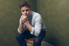 Charlie Carver (born Charles Carver Martensen July 31, 1988) is an American actor known for his role as Porter Scavo in the ABC television series Desperate Housewives.[2] He was also well known for his role on Teen Wolf as Ethan, along with his brother Max Carver who played Aiden. In 2014, they both starred on the first season of the HBO series The Leftovers. - See more: https://en.wikipedia.org/wiki/Charlie_Carver