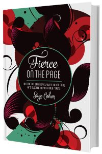 Learn to be fierce with author Sage Cohen