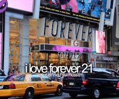 And that's who I am / Forever 21