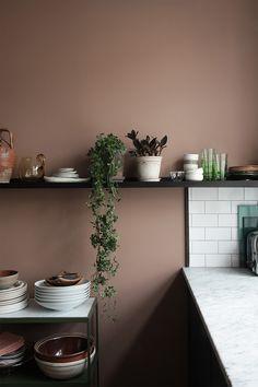 Decoration Bedroom, Hallway Decorating, Black Kitchens, Home Kitchens, Ikea, Decor Logo, Floating, Natural Home Decor, Cheap Home Decor