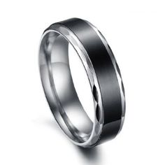 Titanium Stainless Steel Black Vintage Love Couple Wedding Bands Mens Ladies Ring for Engagement, Promise, Eternity --- http://www.amazon.com/Titanium-Stainless-Love-Engagement-Eternity/dp/B00BKVWSJ4/?tag=affpicntip-20