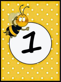 BulutsMom: Arı Temalı Doğum Günü Banner Harfleri Bee Template, Diy Gifts For Mothers, Kindergarten Anchor Charts, Bee Gender Reveal, Birthday Tags, Spelling Bee, Bee Party, Cute Bee, Birthday Numbers
