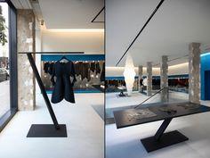 Issey Miyake store by Tokujin Yoshioka, London – UK » Retail Design Blog