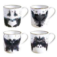 Rorschach Mugs