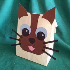Siamese Cat Treat Sacks  Kitten Kitty Farm Pet Theme by jettabees, $15.00