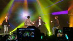 171124 - Shilla Beauty Concert - Jonghyun, Key, Minho & Taemin - 1 of 1 Jonghyun, Minho, Thing 1, Memories, Feelings, World, Concert, Empty, Key