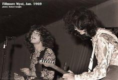 Led Zeppelin:  Fillmore West Jan. 1969