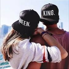 If I am a queen to you then you are probably a king to me so lets be royalty together