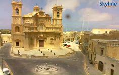 Live Cam #Għarb, #Gozo. #Malta #Travel