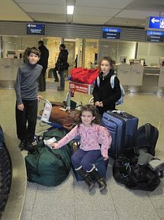 Flying With Children - one of the most extensive blogs I have seen on flying with children - tons of tips and insider info (the author is a flight attendant).