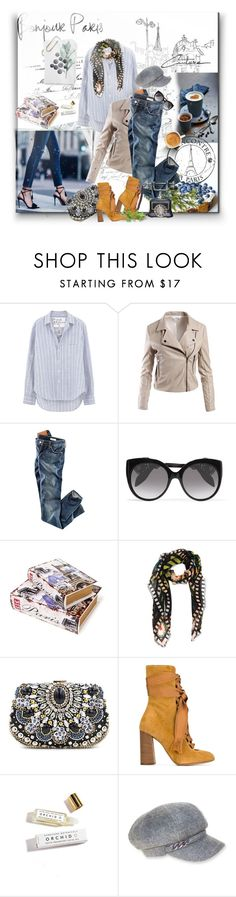 """""""Before Winter Comes"""" by monika-jall ❤ liked on Polyvore featuring Frank & Eileen, Sans Souci, H&M, Alexander McQueen, Amrita Singh, Givenchy, Chicnova Fashion, Chloé, Herbivore and Nine West"""