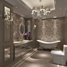 50 Stunning Luxury Apartment Bathroom Design U0026 Decoration Ideas