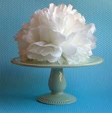 Resultado de imagem para decoração pompom seda