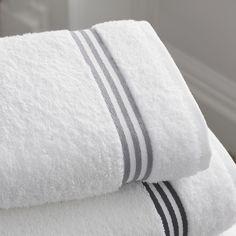 Le secret pour redonner la douceur et le pouvoir d'absorption � vos serviettes Plus