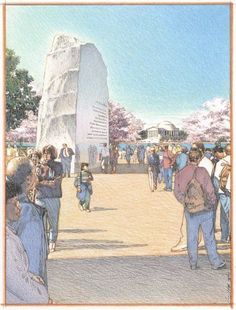 Conceptual Architecture, King Jr, Martin Luther King, Memories, Gallery, Painting, Design, Architecture, Memoirs