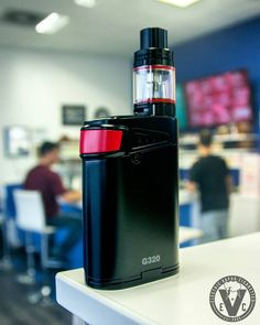 Been vaping for awhile and looking for something with more power? Allow me to recommend Smok's latest flagship Marshal G320 Box Mod Kit.  What makes the Marshal G320 the new sheriff in town? Well, here are just a few points to consider 🔹Comes w/ Big Baby Beast Tank 🔹Operates on 2 or 3 18650 batteries🔹Max Output of 320W 🔹Large Intuitive OLED display🔹Full Temp Control & TCR Mode🔹23 Atomizer memory slots🔹Full Safety Protection Suite 🔹And Much More!  #EVCigarettes #vape #ecig #vapor