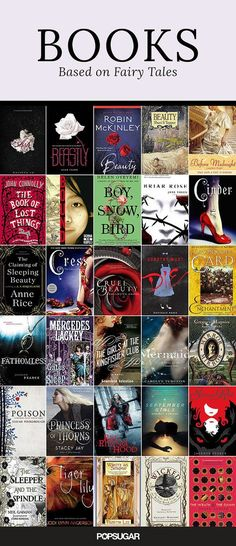 30 Modern Twists on the Fairy Tales You Know and Love