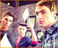 "On The Set Of ""Big Time Rush"" January 8, 2013"