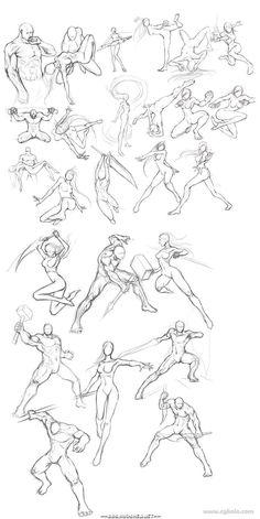 Body Kun Body Chan - Manga Figuren f r K nstler figuren kunstler manga Body Chan Figuren f r Kun K nstler Manga Action Pose Reference, Figure Drawing Reference, Art Reference Poses, Anatomy Sketches, Drawing Sketches, Art Drawings, Drawing Drawing, Drawing Tips, Anatomy Drawing