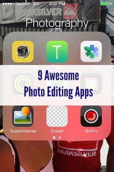 Tired of lackluster, so-so photos on your phone? Here are 9 best photo editing apps for your phone that will take your mobile photography up a notch.