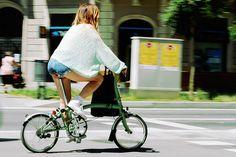 Brompton Barcelona   Flickr - Photo Sharing!