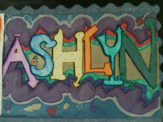 Mr. MintArt: Hip hop lettering project