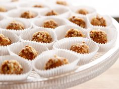Caramel-Nut Truffles recipe from Ree Drummond via Food Network