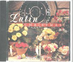 Latin Christmas CD 1997 Sugar Plum Fairy Feliz Navidad Silent Night Farandole   #Christmas