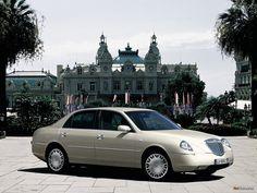 Lancia Thesis Promenade 2003