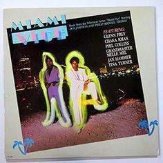 Miami Vice (TV Soundtrack) 1985