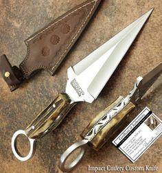 Воздействие приборов-редкая-таможня-Д2-загрузки-нож-кинжал-полный-Тан-олень-рога