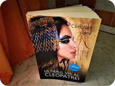 Ultimul vis al Cleopatrei de Christian Jacq - recenzie