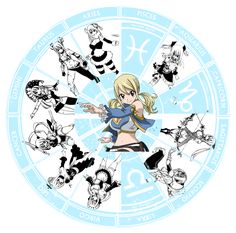 Ok so Lucy can't use libra and pieces because they're Yukino's spirits, BUT WHY DOESNT SHE USE CAPRICORN?! I haven't seen Capricorn in ages and he's my star sign!