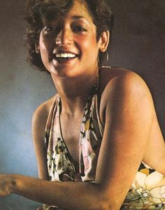 """Vicki Sue Robinson (1954 - 2000) Singer of the disco hit """"Turn the Beat Around"""", appeared in the original Broadway productions of """"Hair"""" and """"Jesus Christ Superstar"""""""