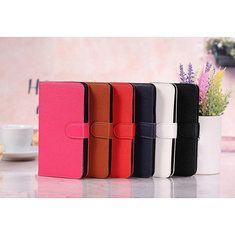 [US$5.49] Litchi Pattern Flip Wallet Leather Stand Case For Samsung Note 3 N9000  #case #flip #leather #litchi #n9000 #note #pattern #samsung #stand #wallet
