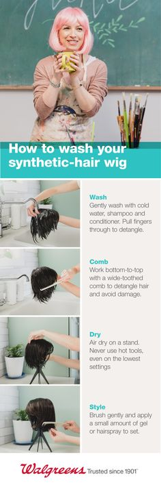 Chemotherapy Side Effect Help Black Girls Hairstyles, Wig Hairstyles, Haircuts, Diy Wig, Cheap Wigs, Skin Tag Removal, Cosplay Tutorial, Girl Tips, Beauty Hacks
