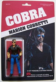 Movie Custom Action Figures so want this