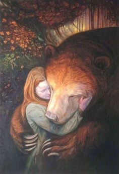 BEAR MEDICINE by Krista Katrovas | Journey of the Heart