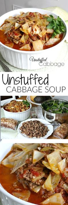 This recipe caught my attention the instant I saw it because I love cooked cabbage in all of its forms. Stuffed cabbage rolls are so...