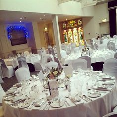 Winter Wedding in the Conwy Suite