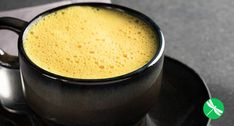 Tumeric coffee