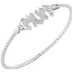 Quality Diamond Bangle